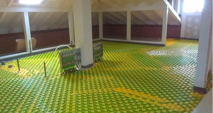 Instalaciones - Instalacion suelo radiante ...